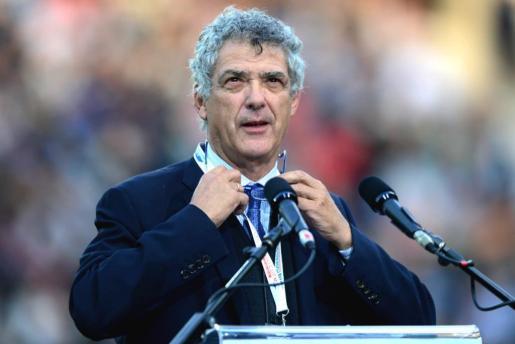 Ángel María Villar, presidente de la Real Federación Española de Fútbol (RFEF) desde 1988.