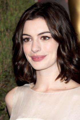 Anne Hathaway está viviendo un buen momento tanto personal como profesional.