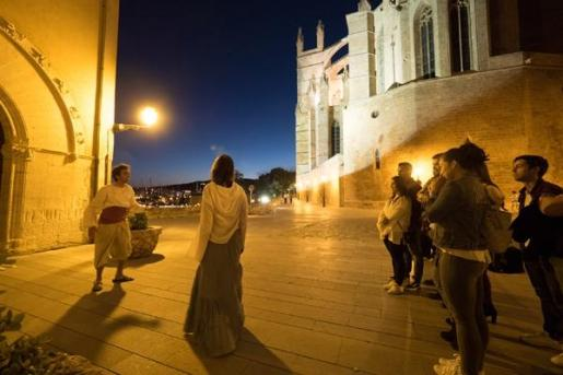 Tour Teatro ofrece estar visitas guiadas por Palma.