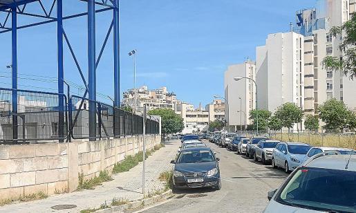 En la imagen, la que será calle Luis Salom a partir del próximo 1 de junio, ubicada en las proximidades del Palau de Congressos de Palma.