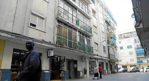 Son Gotleu es uno de los barrios más vulnerables de la capital balear.