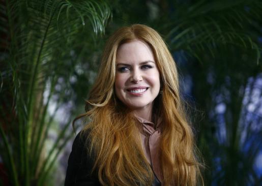 La actriz australiana Nicole Kidman.