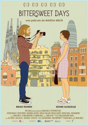 El cartel de la película 'Bittersweet days'.