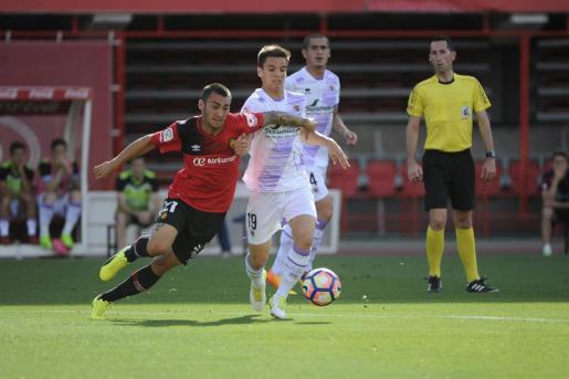El Mallorca ha cosechado un empate en su partido contra el Numancia.