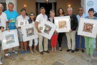 Trofeo de golf de Mallorca Magazin en Alcanada