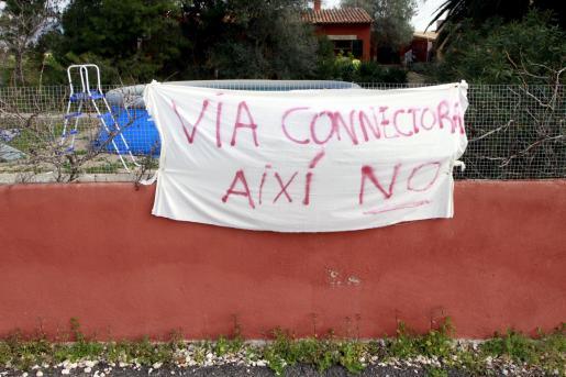 Los vecinos de las zonas afectadas se han unido para luchar contra el proyecto.