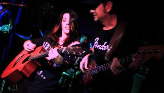 Alejandra Burgos recala en el Shamrock Fun Place