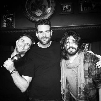 Jaime Perpiñá, Alex Maldonado y Cristian Ibarra son las voces de Kioto.