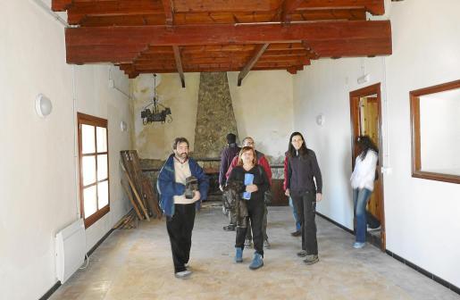Aunque las obras están listas, falta el mobiliario que debe aportar el Consell de Mallorca.