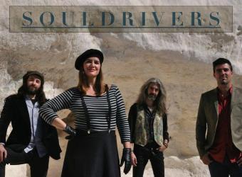 Noche para bailar en el Shamrock con Souldrivers Band