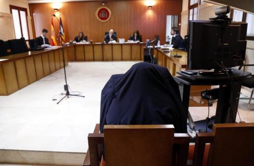 Juicio en Palma a un hombre por posesión de material pedófilo.