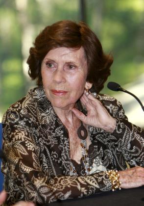 La creadora del Aguja de Hora ha fallecido a los 84 años.