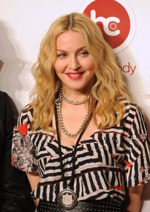La cantante estadounidense Madonna, en una imagen tomada el pasado año en México.