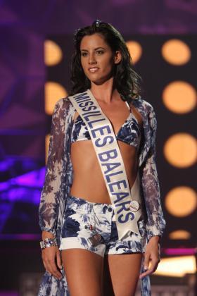 Vanessa García, Miss Baleares 2006.