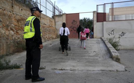Imagen de archivo del colegio donde tuvo lugar la supuesta agresión.