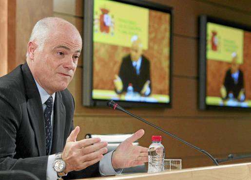 El secretario de Estado de Economía, José Manuel Campa.