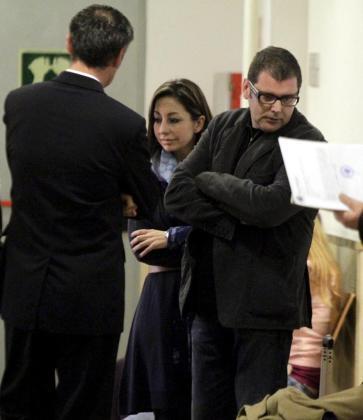 Marisol Carrasco, esteticista de Maria Antònia Munar, ha declarado hoy como imputada en el caso Inestur.
