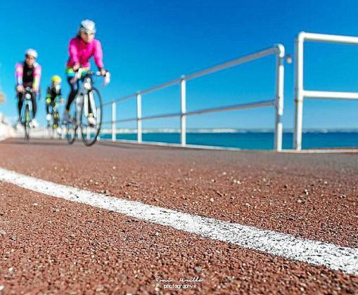 Se han creado diez kilómetros nuevos de carril bici en Ciutat y se ha pacificado el tránsito en el centro histórico con nuevas zonas ACIRE.