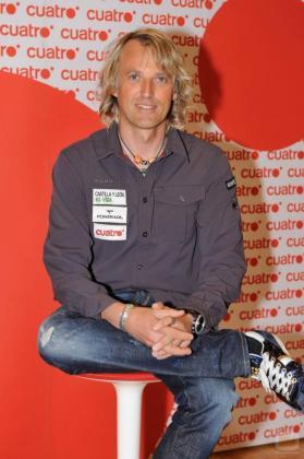 El aventurero y presentador Jesús Calleja ha estado al borde de la muerte en uno de sus 'Desafíos Extremos'.