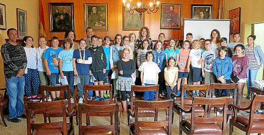 El pasado mes de mayo se celebró el primer Consell d'Infants.