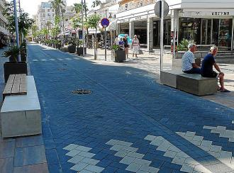 Can Picafort experimenta una mejora en las infraestructuras