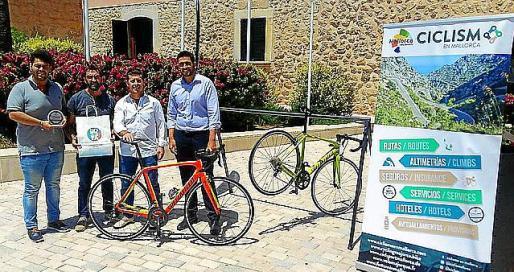Lloseta es ahora un municipio 'Ciclyng Friendly'.