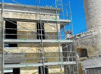 Mejora en el alumbrado y adiós a las barreras arquitectónicas en Llubí