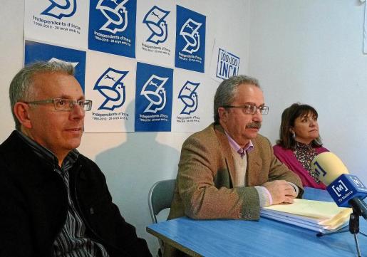 Independents d'Inca denunció ayer un «trato de favor» hacia las concesionarias.