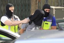 Detenidos tres yihadistas en Madrid