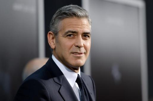 Imagen de archivo del actor George Clooney.