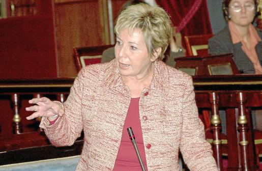 Celia Villalobos, en una imagen de archivo.