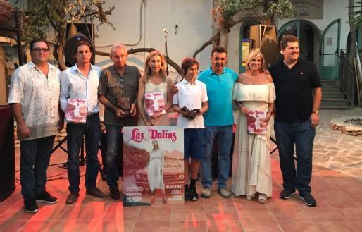 El relato 'Tercero y octavo' de Gonzalo Calcedo gana el primer Premio Internacional de Cuento Las Dalias.