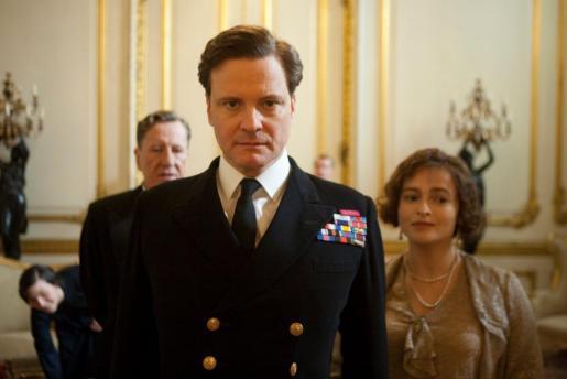 Colin Firth es uno de los intérpretes favoritos por su papel en 'El discurso del rey'.