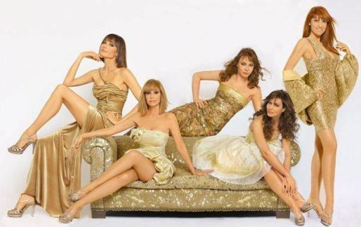 Un quinteto de guapas actrices protagoniza esta comedia teatral bajo la dirección de Manuel Galiano.
