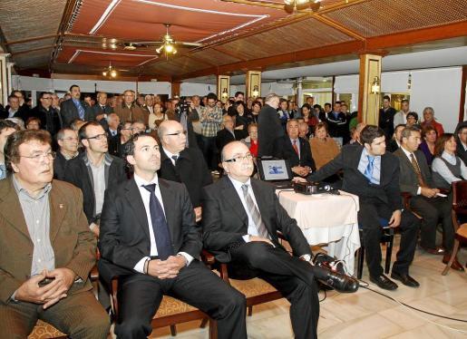 Imagen del acto de la Fundación del Atlétic Balears