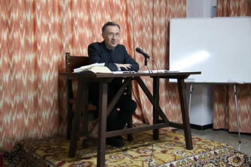 Luis Francisco Ladaria, en una imagen de archivo.