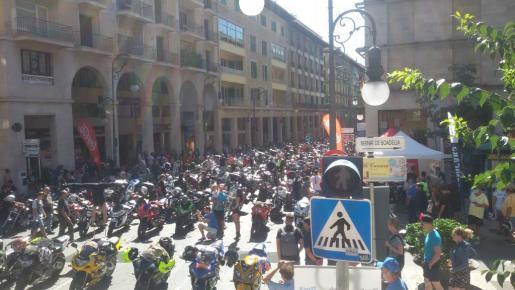 Má de 2.000 motos se han dado cita en Jaime III.