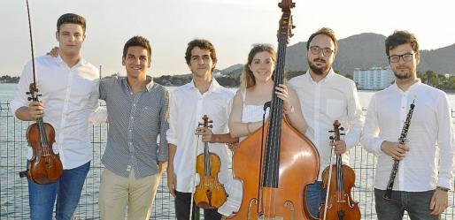 Iñaki Crespo, Bernat Quetglas, Isaac Pérez, Maria del Mar Rodríguez, Pedro Ortega y Joaquín Sanz.