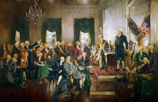 Congreso de Filadelfia de 1776.