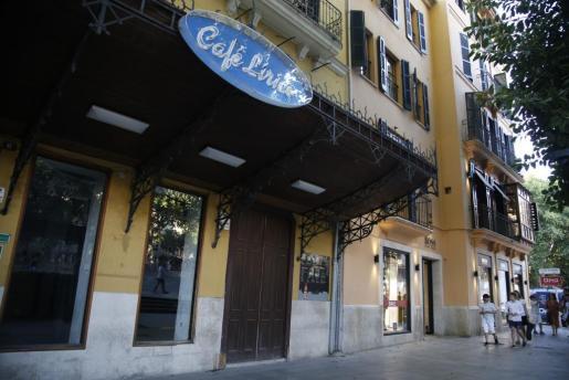 El establecimiento de Palma permanece cerrado desde el 29 de abril.
