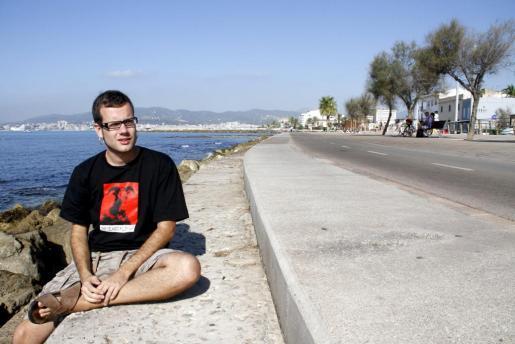 Marcel Pich rcalará en Mallorca.