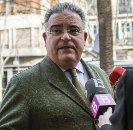 El fiscal superior de Baleares, Bartomeu Barceló.