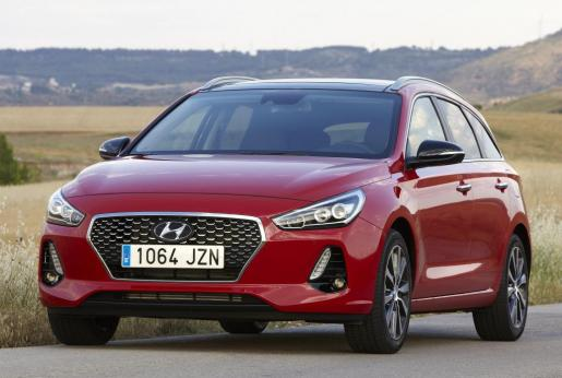 Nuevo Hyundai i30 CW.