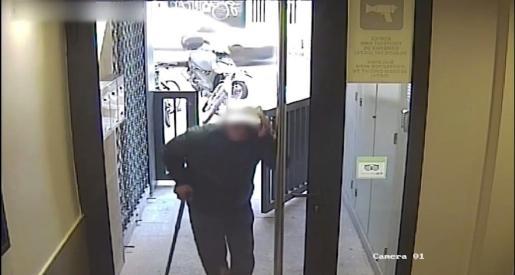 La imagen del ladrón hacía que no despertara sospechas.