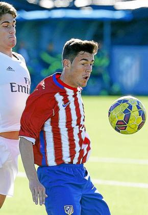Para el técnico Armando de la Morena, Nacho Heras es un jugador conocido tras su paso por la cantera del Atlético de Madrid, club en el que ambos han coincidido, volviendo a coincidir ahora en el ATB.