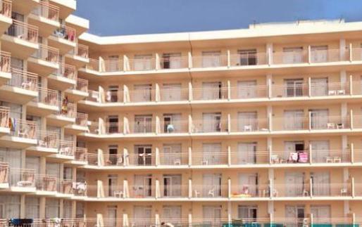 Imagen de archivo del hotel donde se ha producido este fatal accidente.