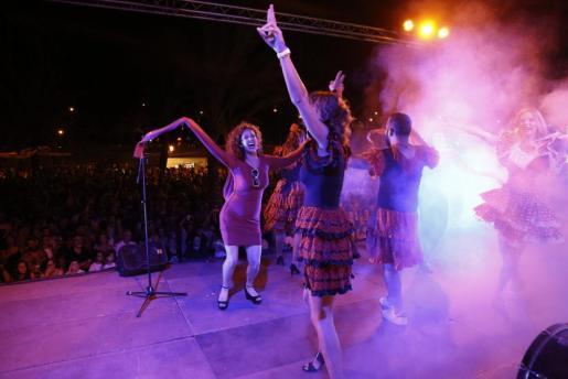 Imagen de la fiesta del Flexas del año pasado.