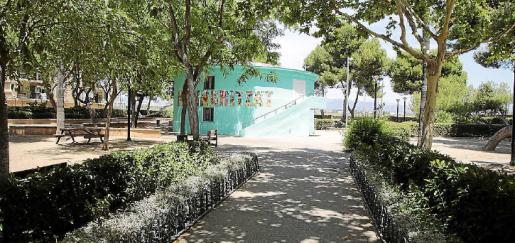 Miquel Obrador, está muy preocupado por la falta de seguridad en algunos parques, especialmente en el de Son Tarrés, en pleno centro de la barriada del Molinar.