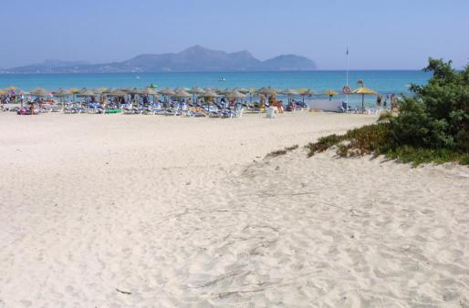 El agua tratada por la nueva depuradora de Can Picafort que proyecta el Gobierno central se vertirá en la bahía de Alcúdia a través de un emisario sumergido a cuatro kilómetros de la playa de Son Bauló.