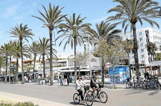 El mes de abril ha sido uno de los más rentables de la historia del turismo en Balears.